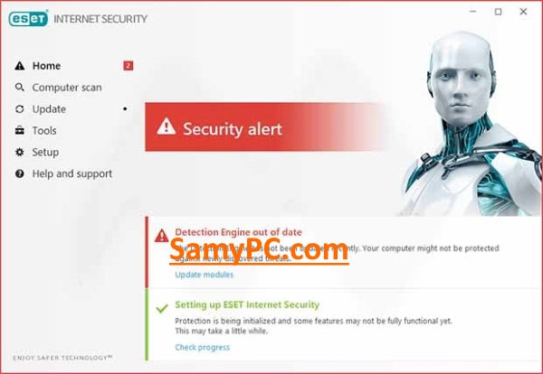 ESET Internet Security Free Download Full Latest Version