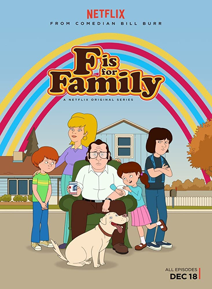 F is for Family – Saisons 1==>4 [Complete] [Streaming] [Telecharger]