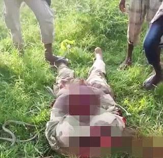 SHOCKER: Igbo Farmer Beheaded In Abuja By Suspected Fulani Herdsmen