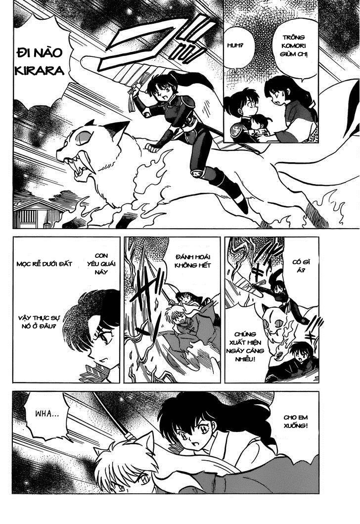 Inuyasha vol 56 - chap extra trang 22