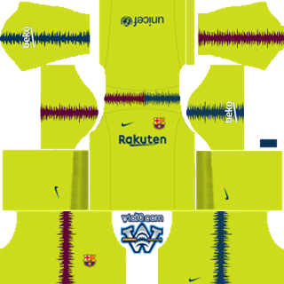 dream league soccer barcelona kits 2019 forma