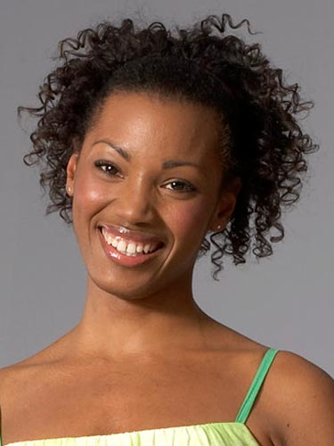 Short Curly Hairstyles African American Women