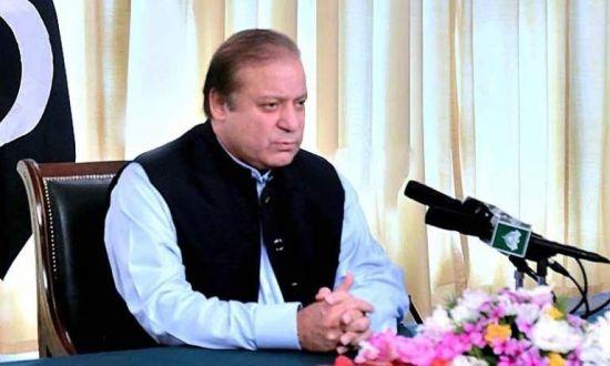 Consultative Meeting Of Ex-PM Nawaz Sharif Before PML-N's Parliamentary Huddle