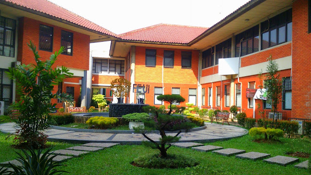 Fasilitas Kampus International University
