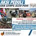 Dokumentasi Aksi Peduli Bencana Gempa Aceh Pidie PC IMM Buleleng
