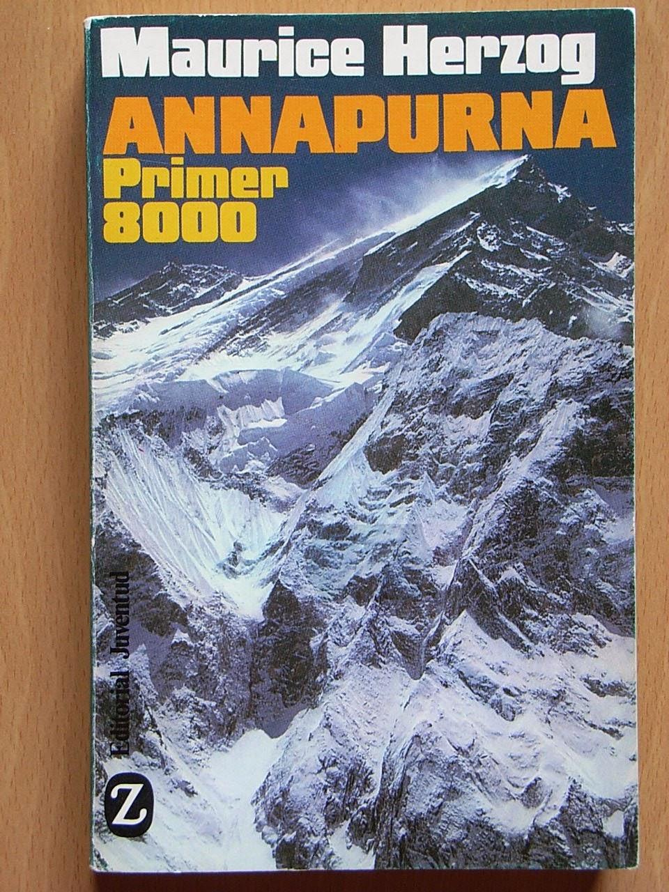 jarban02_pic047: Annapurna, primer 8.000 de Maurice Herzog