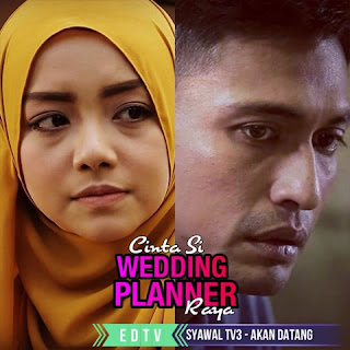 Cinta Si Wedding Planner Raya