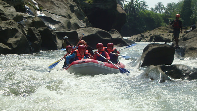 Klawing River Rafting
