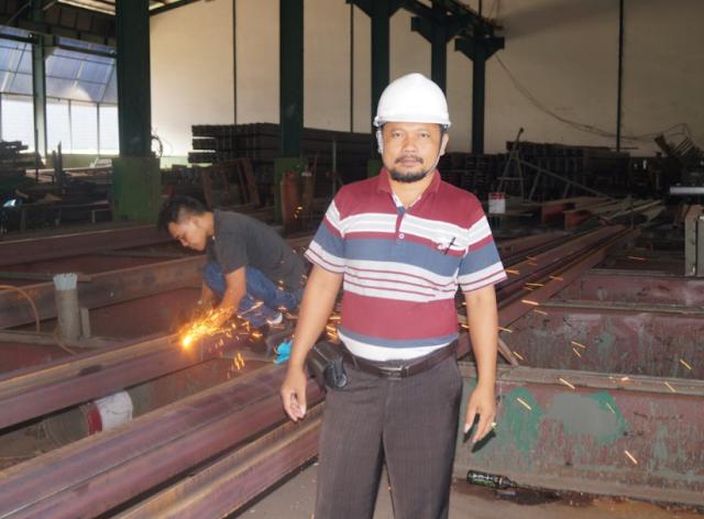 jasa konstruksi baja bekasi