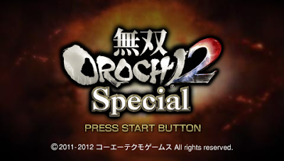 Musou Orochi 2 Special psp