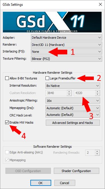 Helix Mod: PCSX2 [DX11]