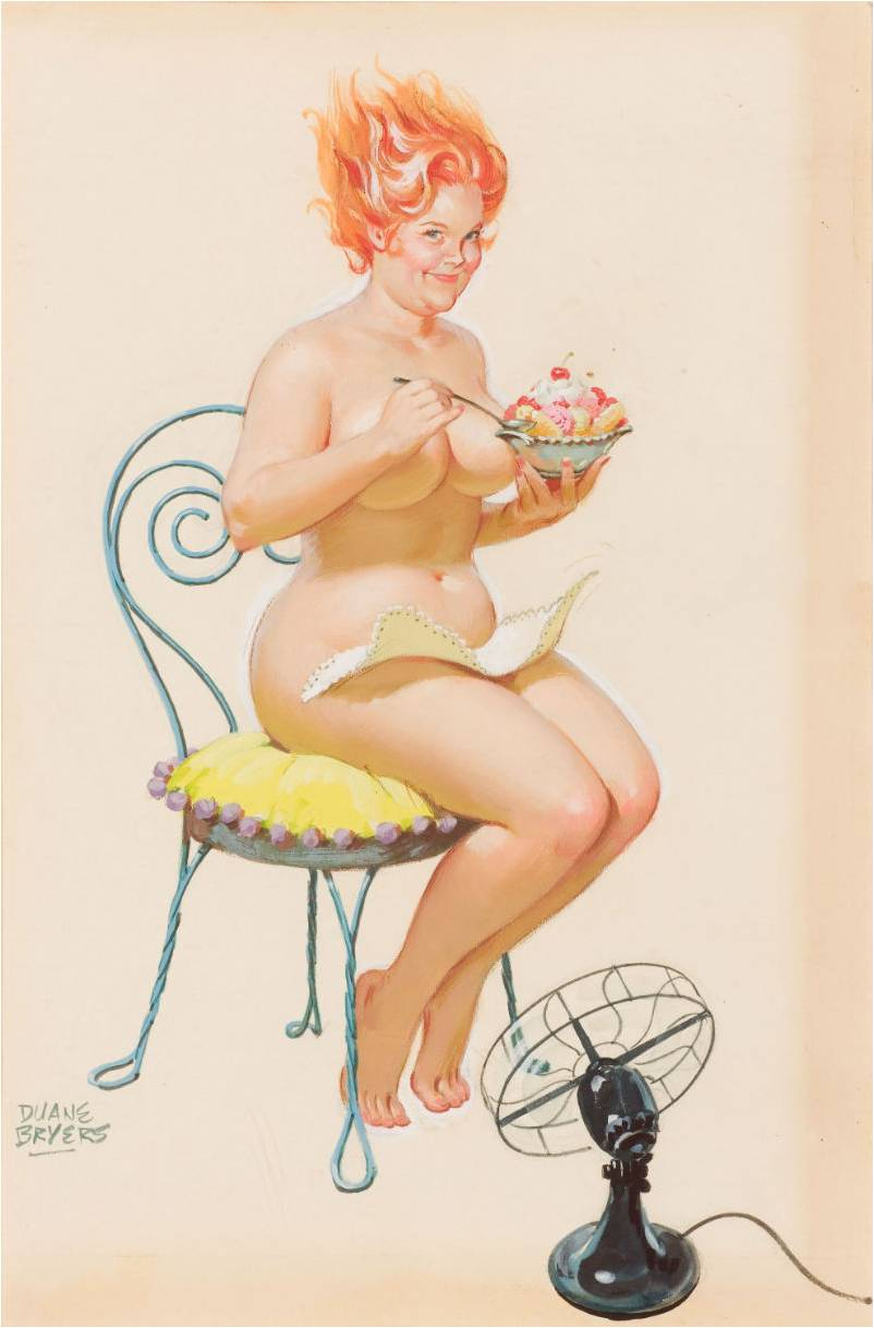 Possible bbw pin up art photos phrase