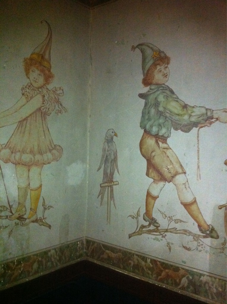 Follow Link For A More Of The Old Nursery Wall At National Theater In Richmond Va I Lived Years And