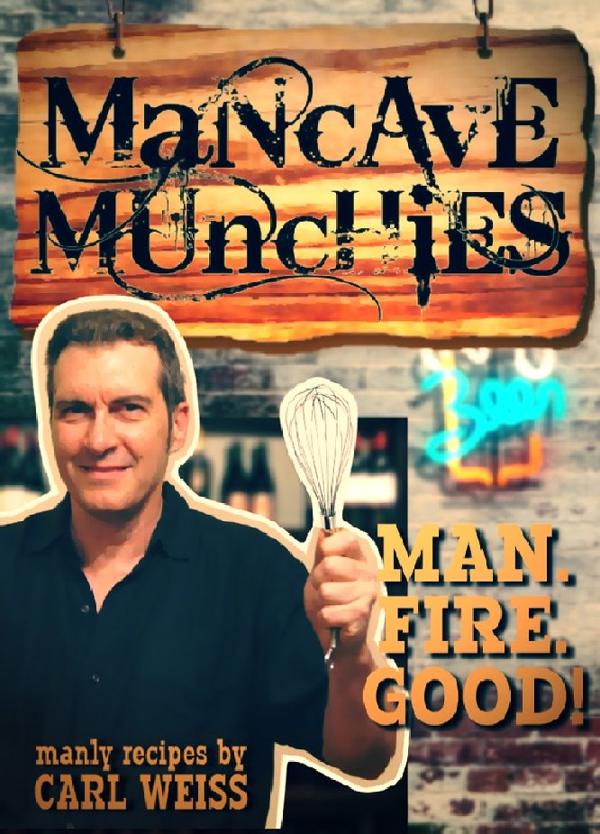 Get the Mancave Cookbook