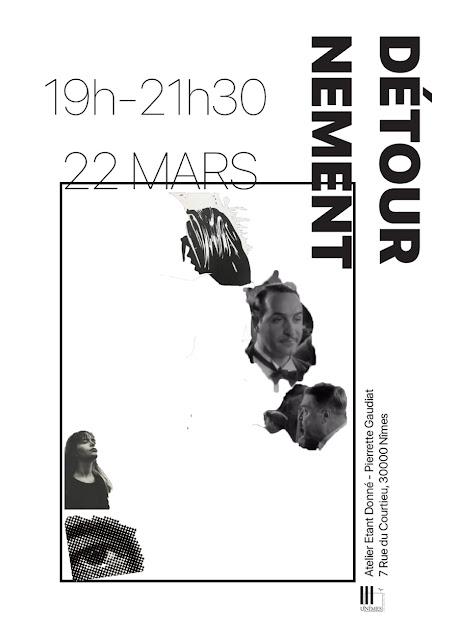 exposition licence design 22 mars Nimes