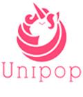 Logo Unipop Card greeting cards