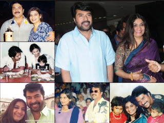 Mammootty Family Wife Son Daughter Father Mother Marriage Photos Biography Profile