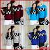 AKC263S175 Sweater Couple Wonder Anak 263S175 Pasangan BMGShop