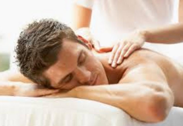 Back Body Rubs Treatment