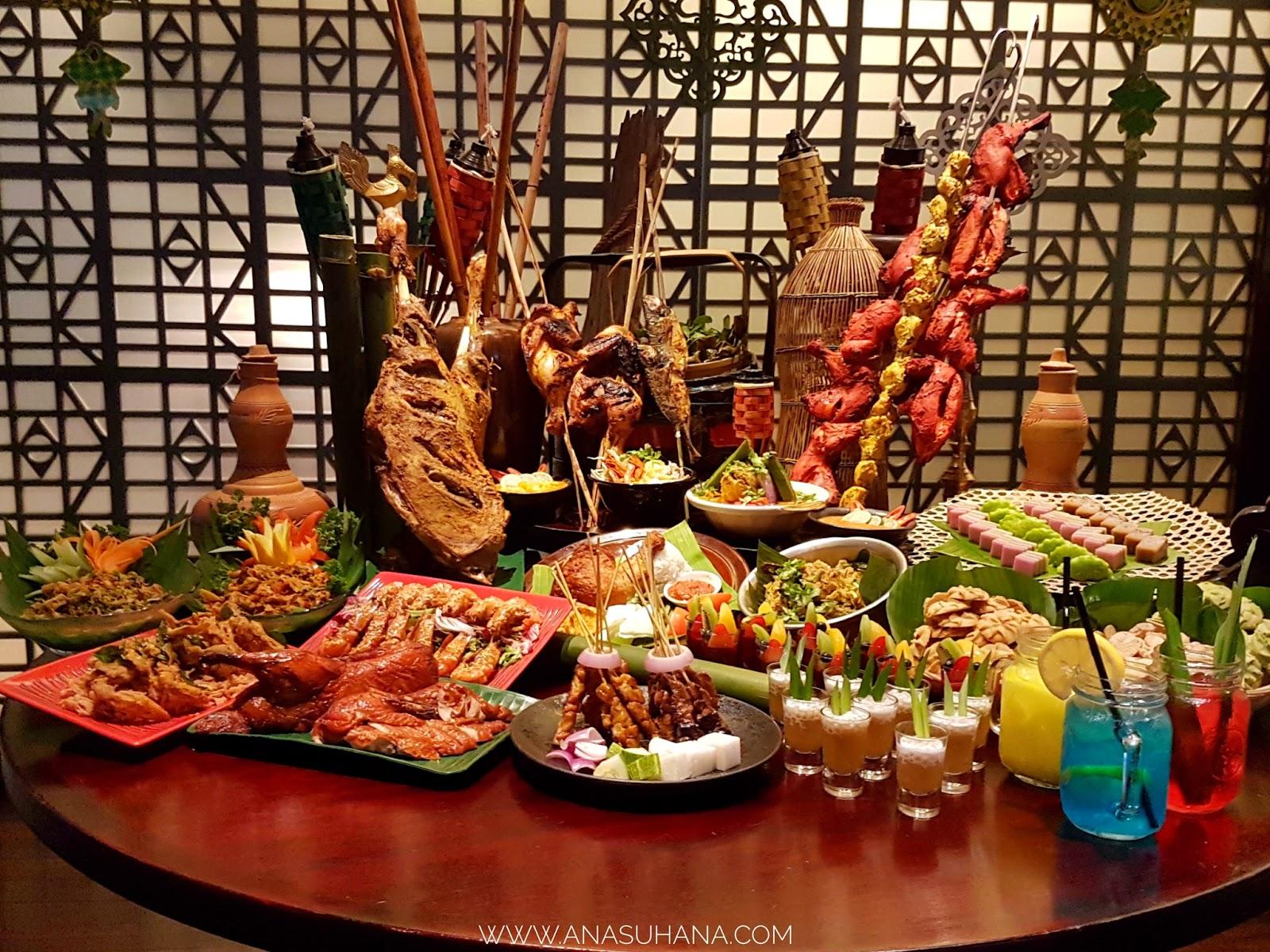 Jom Makan di DoubleTree by Hilton Kuala Lumpur