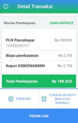 Payfazz Agen Pulsa dan PPOB Murah dan Lengkap dengan Banyak Diskon!