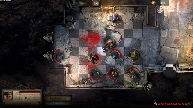 Warhammer Quest Gameplay Screenshot 2