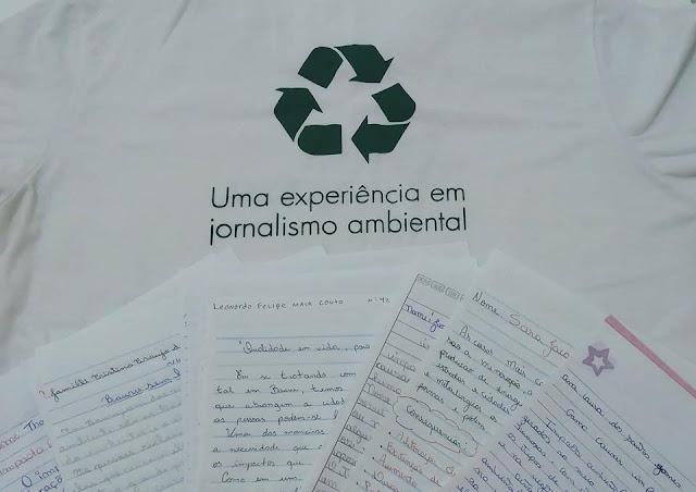 jornalismo ambiental