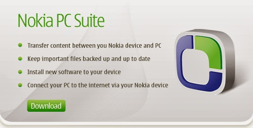Download Nokia PC Suite 7.1.180.94 Final Freeware