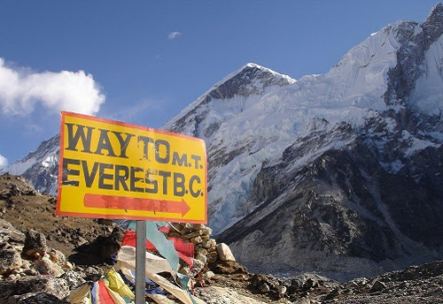 An Adventure to Mt.Everest