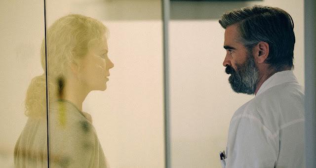 VIFF 2017   Colin Farrell Nicole Kidman Yorgos Lanthimos   The Killing of a Sacred Deer
