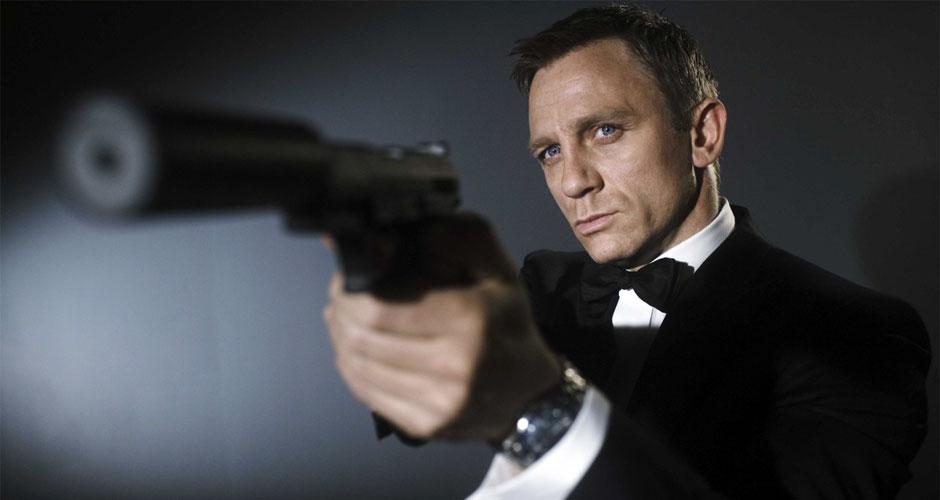 Gun james bond casino hillary gambling