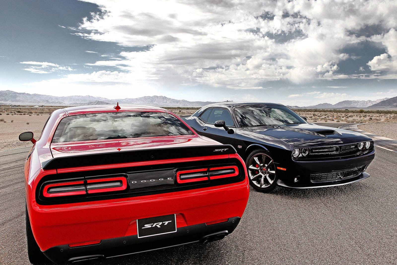 Could the forthcoming hellcat supercharged hemi put the challenger on top of the viper? Auto Car Wallpapers 2015 Dodge Challenger Srt Hellcat Wallpapers