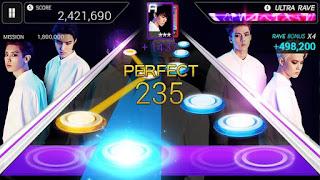 Game MOD Superstar SMTOWN V2.0.7 2