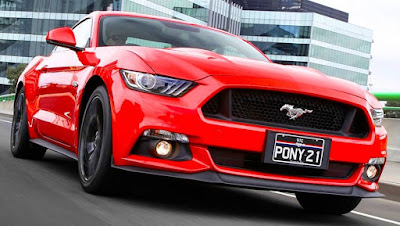 2016 Ford Mustang GT Hd image 0