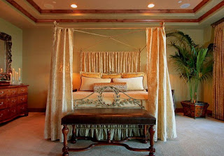 Riotous Romantic Decorating Ideas For The Bedroom