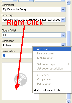 edit tag info in mp3
