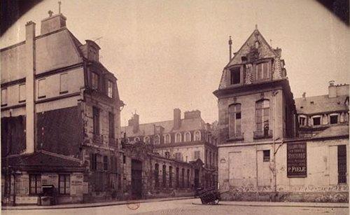 Les PARIS d'Alain Rustenholz