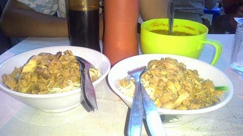 Mie Ayam Pakde Antasari Bandar Lampung