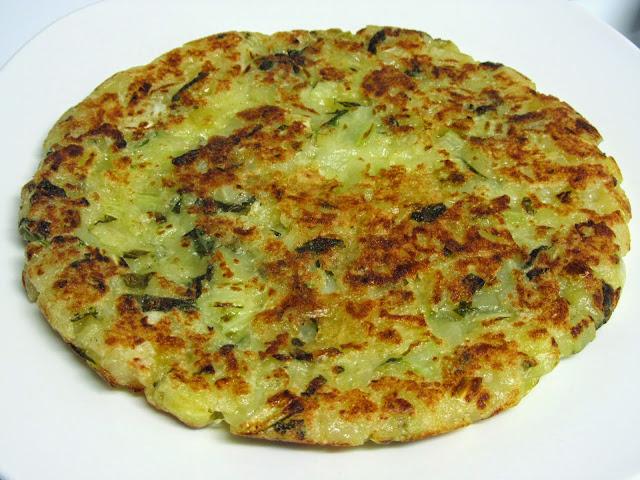 Resultado de imagen para Tortilla de vegetales( vegana)