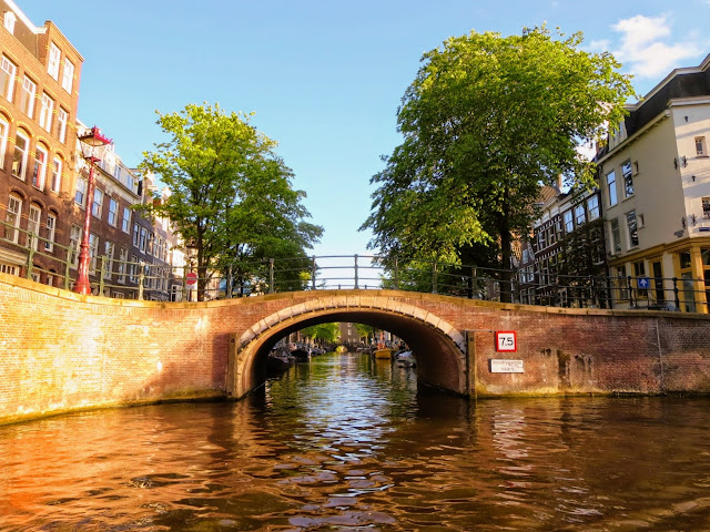 Things to do in Amsterdam: canal cruise