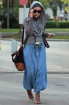 Setelan Celana Aladin Terbaru