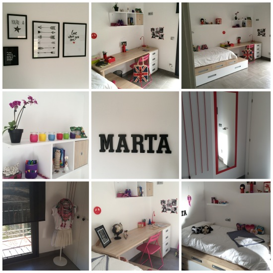 decoracion nordica juvenil DIY facil maguiandmi