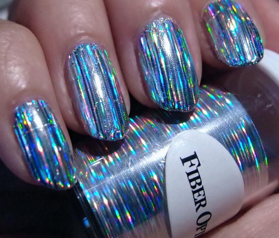Plisherrific: Nail Foil Topcoat Comparison - OPI, Picture Polish ...