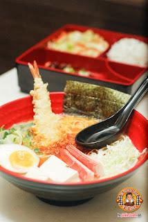 Tokyo Tokyo Seafood Ramen