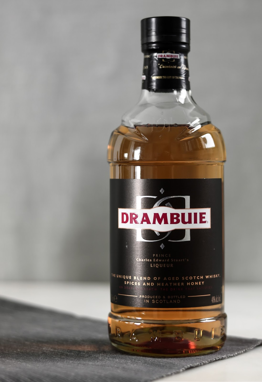 Drambuie & Ginger Beer Recipe Almost Chic Tipples