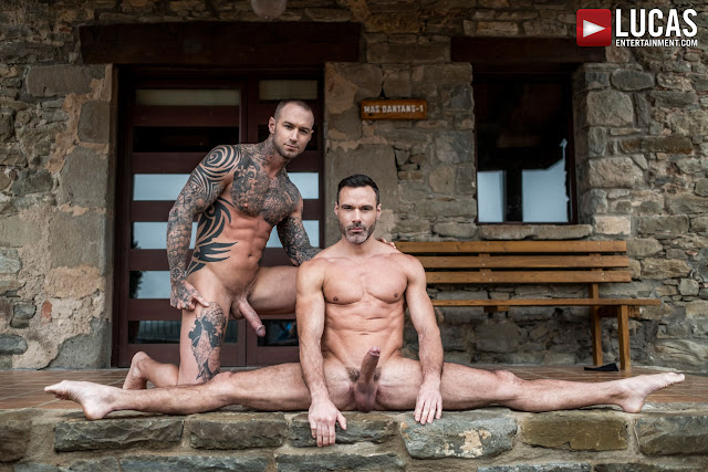 LucasEntertainment - STEPDAD MANUEL SKYE BOTTOMS FOR DYLAN JAMES