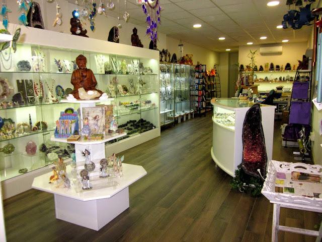 Krystallos Minerales, nueva tienda y oferta de bienvenida