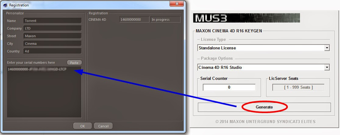 Download Mus3 cinema 4d r16 keygen crack
