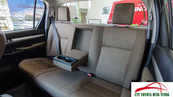 Giá xe, thông số kỹ thuật và đánh giá chi tiết bán tải Toyota Hilux 2018 nhập khẩu - ảnh 29
