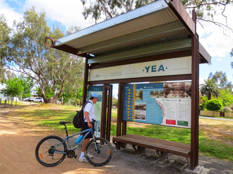 Yea - Great Victorian Rail Trail